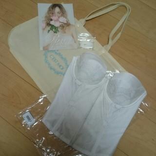 セモア ブライダル ドレス用 インナー ピュアスウィート ビスチェ D75(ブライダルインナー)