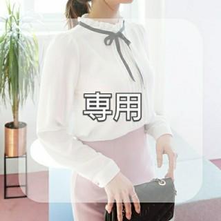 dholic - 【新品】フレアAラインスカート オフホワイト
