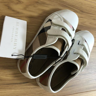 BURBERRY - バーバリー スニーカー 靴 サンダル シューズ