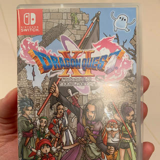 Nintendo Switch - DQ11s 、ドラゴンクエスト11S 通常版 ゲームソフト