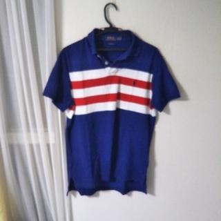ポロラルフローレン(POLO RALPH LAUREN)のラルフローレン半袖ポロシャツ美品(ポロシャツ)