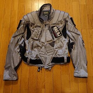 ライダースジャケット/KISS/キスレーシングチーム/LLサイズ/バイク