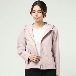 LAISSE PASSE - 今季 レッセパッセ マウンテンパーカー ピンク ジャケット 38 完売 アフター