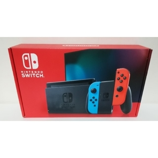 Nintendo Switch - 【新品】新型・任天堂Switch本体 未開封・未使用
