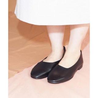 ノートエシロンス(note et silence)のcaph 革靴 フラットシューズ(ローファー/革靴)