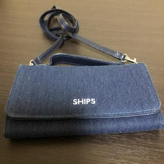 シップス(SHIPS)のSHIPS マルチポーチショルダー(ショルダーバッグ)