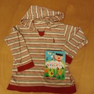 イーストボーイ(EASTBOY)のイーストボーイ110センチ T シャツとづかんのセット(Tシャツ/カットソー)