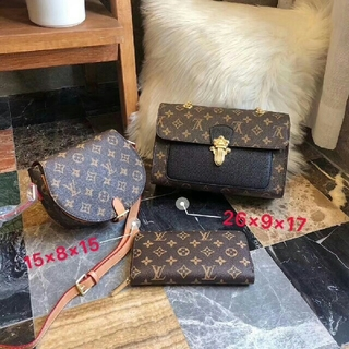 LOUIS VUITTON -  ルイヴィトン ショルダーバッグ 3点セット LOUIS VUITTON