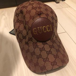 Gucci - 値下げ可 GUCCI キャップ 新作