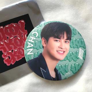 iKON - 【 チャヌ 】iKON ペンミ 缶バッジ YG公式グッズ