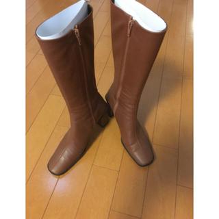 DIANA - wellfit  ロングブーツ  未使用 22.5cm