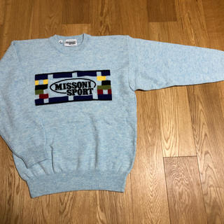 ミッソーニ(MISSONI)の女性用セーター(ニット/セーター)