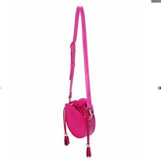 ムルーア(MURUA)のMURUA ムルーア ラウンド2Way BAG ピンク ショルダーバッグ(ショルダーバッグ)