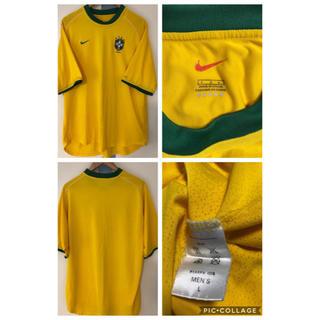 NIKE - サッカーブラジルユニフォームと練習着
