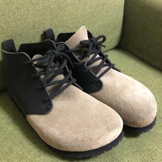 ビルケンシュトック(BIRKENSTOCK)の超美品・ほぼ未使用 ビルケンシュトック(ブーツ)