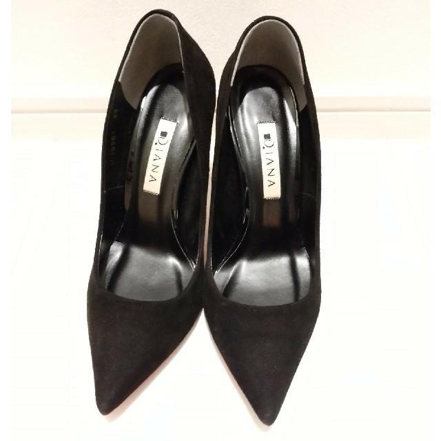 DIANA(ダイアナ)のDIANA ダイアナ レッドソール ピンヒール パンプス 23cm ルブタン風 レディースの靴/シューズ(ハイヒール/パンプス)の商品写真
