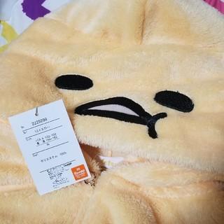 グデタマ(ぐでたま)の新品 ぐでたま なりきり パーカー 着ぐるみ 3Lサイズ サンリオ Sanrio(パーカー)