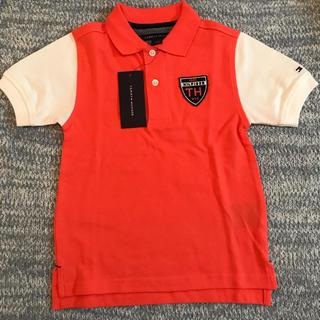 トミーヒルフィガー(TOMMY HILFIGER)のお値下げ♡新品 トミーヒルフィガー ポロシャツ 3T 100(Tシャツ/カットソー)