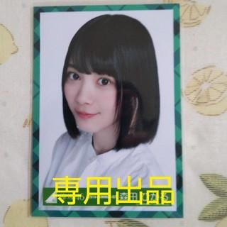欅坂46(けやき坂46) - 欅坂46 森田ひかる 3rdアニラ衣装 生写真