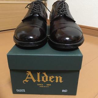 Alden - オールデン キャプトゥコードバン カラー8