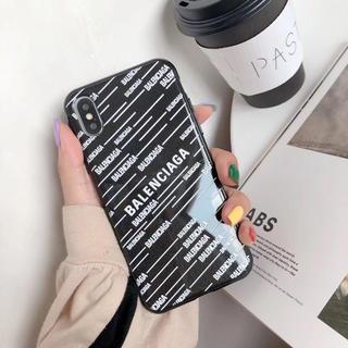 Balenciaga - iPhoneカバー  新しいデザイン