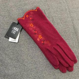 アナスイ(ANNA SUI)の【新品未使用】 ANNA SUI 手袋(手袋)