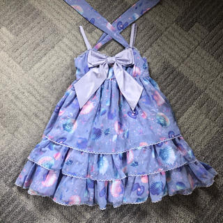 Angelic Pretty - Angelic Pretty  Dream Marine ジャンスカ