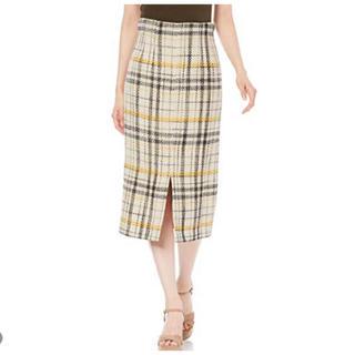 Mila Owen - ミラオーウェン  ツイードスカート
