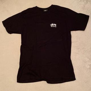 STUSSY - stussy Tシャツ Lサイズ