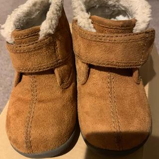 ムジルシリョウヒン(MUJI (無印良品))の無印良品 キッズ ムートンブーツ(ブーツ)