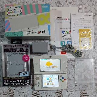 ニンテンドー3DS - Newニンテンドー3DS(ホワイト)