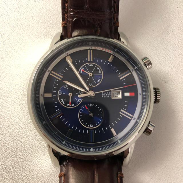 TOMMY HILFIGER(トミーヒルフィガー)のTOMMY HILFIGER 腕時計 メンズ メンズの時計(腕時計(デジタル))の商品写真