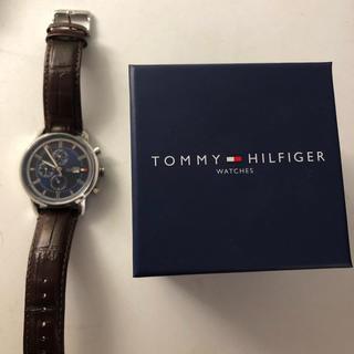 トミーヒルフィガー(TOMMY HILFIGER)のTOMMY HILFIGER 腕時計 メンズ(腕時計(アナログ))