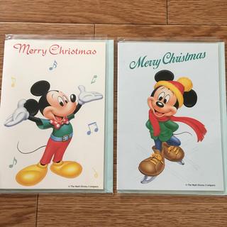 Disney - クリスマスカード ②