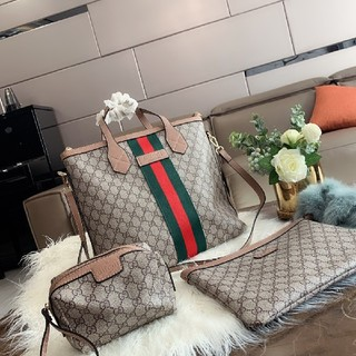 Gucci - Gucci トートバッグ セット