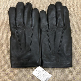 コーチ(COACH)の新品 COACH コーチ手袋 スマホ対応(手袋)