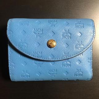 エムシーエム(MCM)のMCM 3つ折り財布(折り財布)