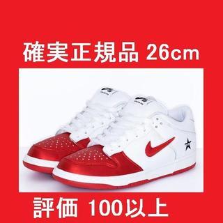 シュプリーム(Supreme)の国内正規品 Supreme Nike SB Dunk Low 26cm(スニーカー)