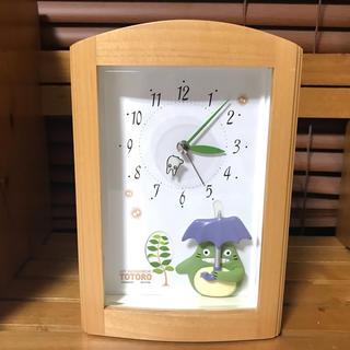 ジブリ(ジブリ)のジブリ となりのトトロ 置き時計 目覚まし(置時計)