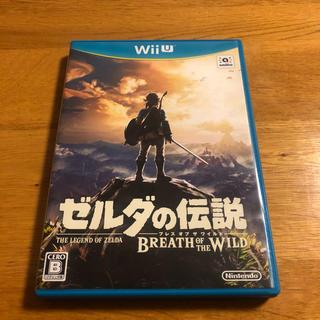Wii U - ゼルダの伝説 ブレスオブザワイルド Wii U