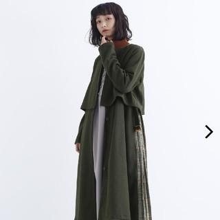 メルロー(merlot)のmerlot コート(ロングコート)