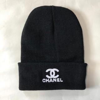 CHANEL - 大人気❣️⭐️CHANELのニット帽⭐️