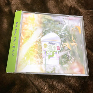 BiSH  ほぼ新品 CD KiND PEOPLE / リズム DVD盤