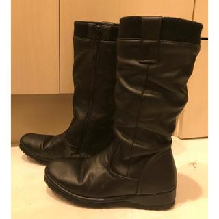 ダイアナ(DIANA)のブラック ブーツ(ブーツ)