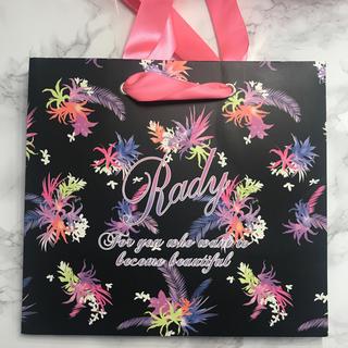 レディー(Rady)のRady レディー ショップ袋 ショッパー(ショップ袋)
