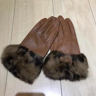 OPAQUE - 美品☆rongeloup ルージュルー 手袋