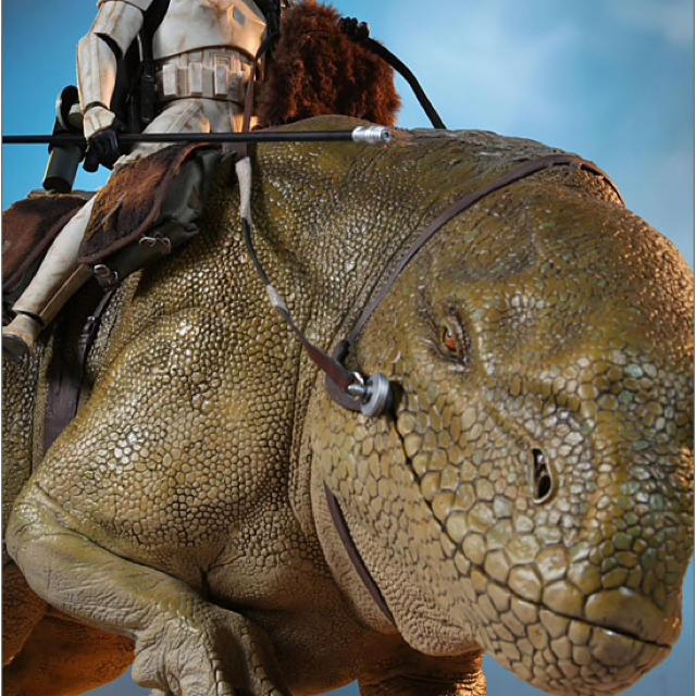 Disney(ディズニー)のSIDESHOW STAR WARS デューバック エンタメ/ホビーのフィギュア(SF/ファンタジー/ホラー)の商品写真