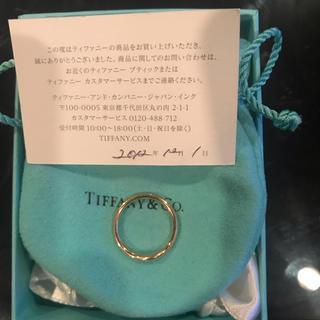 ティファニー(Tiffany & Co.)のティファニー  Tiffany ダイヤ リング ピンキー(リング(指輪))