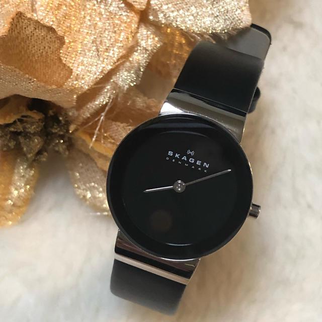 SKAGEN(スカーゲン)の美品✨♢SKAGEN♢レディースウォッチ レディースのファッション小物(腕時計)の商品写真