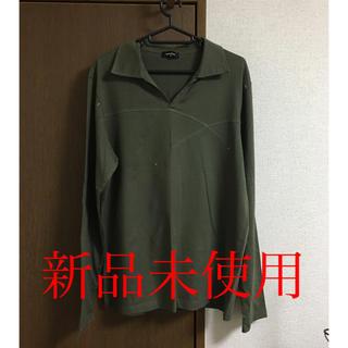 コムサイズム(COMME CA ISM)のコムサ 長袖 Tシャツ 新品 未使用(Tシャツ/カットソー(七分/長袖))